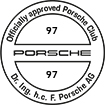 Officially approved Porsche Club 97